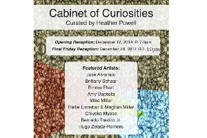 Photo of Final Friday: Cabinet of Curiosities