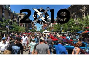 Downtown Boise Idaho Events - Boise car show father's day