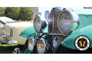 The Great Car Show Kansas City Events Nightlife Restaurants And - Car show kansas city
