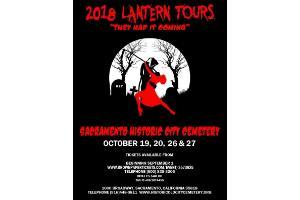 Lantern Tours 2018 | Sacramento Entertainment & Events in