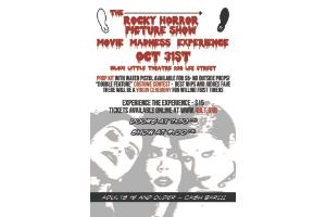 Rocky Horror Picture Show Movie Madness Experience