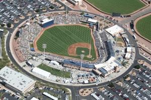 peoria sports complex arizona events