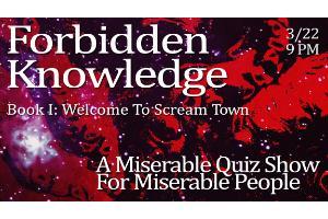 Forbidden Knowledge -at- STAB! 3 2019 in Sacramento   SacBee com